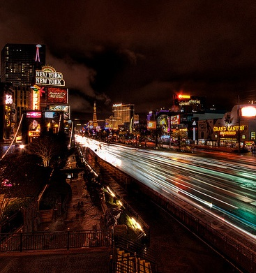 Camaro Las Vegas