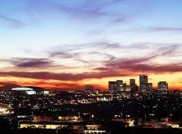 Rent a Camaro in Phoenix Arizona